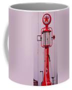 Texaco Gas Pump Coffee Mug