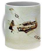 Texan T6 Coffee Mug