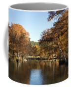 Texas Autumn Coffee Mug