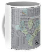 Texas - Birthplace Of The Modern Oil Industry Coffee Mug
