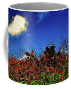 Texas Cactus Coffee Mug