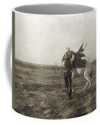 Texas: Cowboy, C1906 Coffee Mug