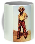 Texas Cowboy Coffee Mug