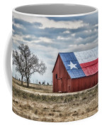 Texas Flag Barn #1 Coffee Mug