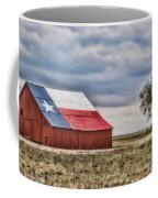 Texas Flag Barn #2 Coffee Mug