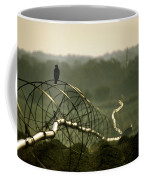 Texas Hawk Coffee Mug