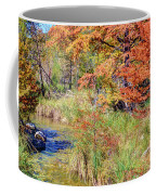 Texas Hill Country Autumn Coffee Mug