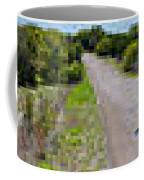 Texas Hill Country Panorama 360 Coffee Mug