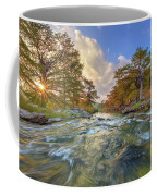 Texas Hill Country Pedernales Sunrise 1014-3 Coffee Mug