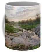Texas Hill Country Sunrise - Llano Tx Coffee Mug