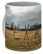 Texas In Tree Branches Coffee Mug