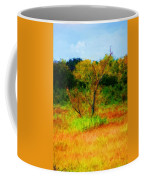 Texas Landscape 102310 Coffee Mug