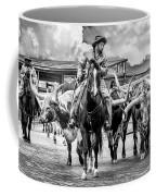 Texas Longhorns Coffee Mug