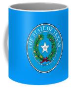 Texas State Seal Coffee Mug