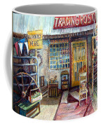 Texas Store Front Coffee Mug