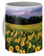Texas Sunflowers Coffee Mug by Robert Bellomy