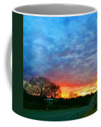 Texas Sunset  Coffee Mug