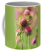 Texas Thistle 001 Coffee Mug