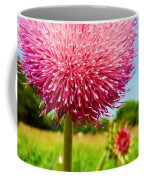 Texas Thistle 003 Coffee Mug
