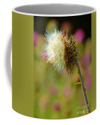 Texas Thistle 005 Coffee Mug