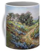 Texas Trail  Coffee Mug