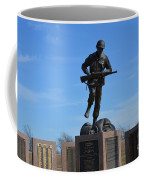 Texas War Memorial Coffee Mug