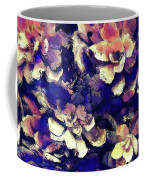 Textured Garden Succulents Coffee Mug
