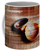 Textured Shells Coffee Mug