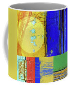 Textures Of A Thurdsay Coffee Mug
