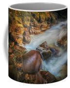 Textures Of Pontneddfechan Coffee Mug