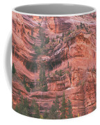 Textures Of Zion Coffee Mug