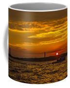 Thacher Island Lights Coffee Mug