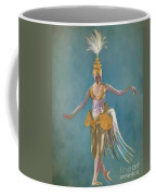 Thai Ballerina Coffee Mug