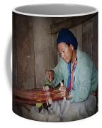 Thai Weaving Tradition Coffee Mug