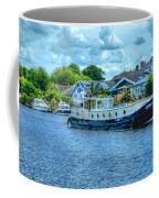 Thames Tug Boat Coffee Mug