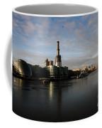 Thamse Waterfront - London Coffee Mug