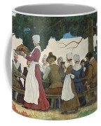 Thanksgiving Banquet Coffee Mug