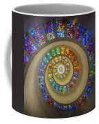 Thanksgiving Chapel Stained Glass Coffee Mug