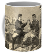 Thanksgiving Day In The Army Coffee Mug