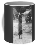 Tharu Rice Winnow Coffee Mug