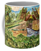 The Langloise Bridge Coffee Mug