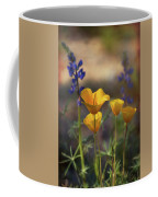 That Golden Poppy Glow  Coffee Mug