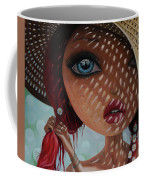 That Perfect Love I Never Had - Oil Painting Coffee Mug