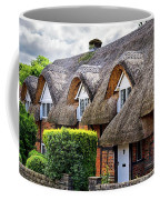 Thatched Cottages In Chawton 2 Coffee Mug