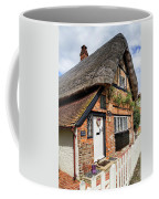Thatched Cottages In Chawton 4 Coffee Mug