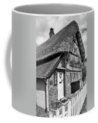 Thatched Cottages In Chawton 5 Coffee Mug
