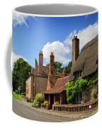 Thatched Cottages In Chawton 6 Coffee Mug