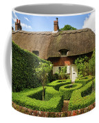 Thatched Cottages In Chawton 7 Coffee Mug