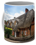 Thatched Cottages In Chawton Coffee Mug