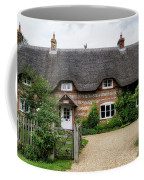 Thatched Cottages Of Hampshire 11 Coffee Mug